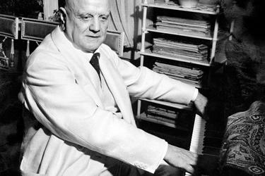 Sibelius at the Piano