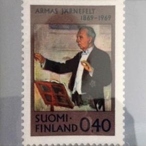 Armas Järnefeldt conducts Symph. Nos 2 & 6